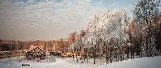 Горнолыжный клуб Гая Северина в Чулково