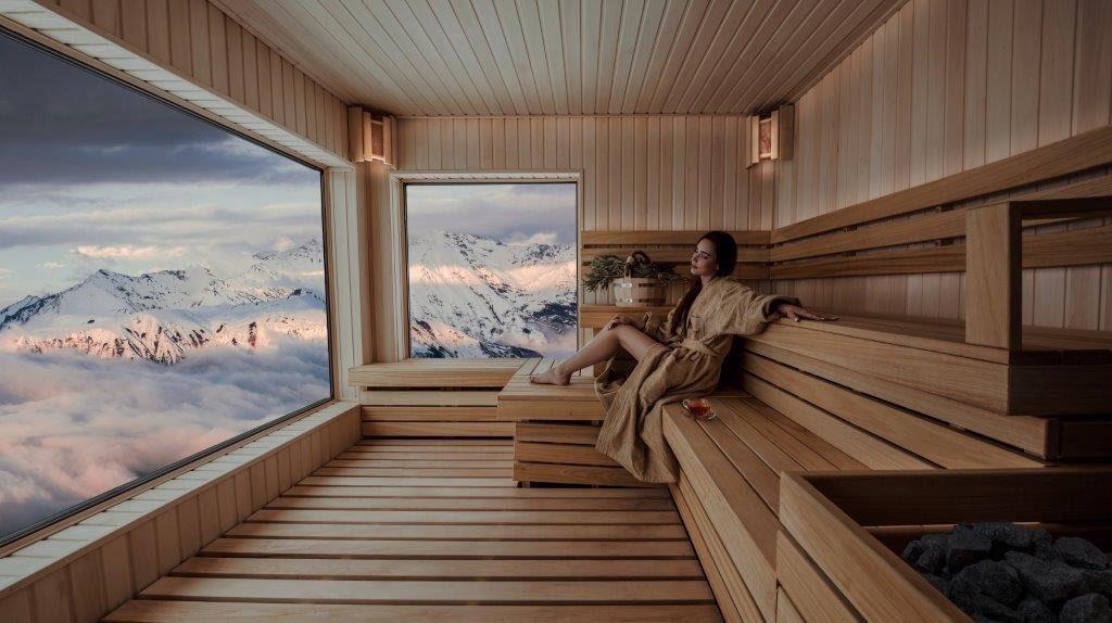 СПА и банный комплекс Горнолыжный курорт Газпром в Сочи