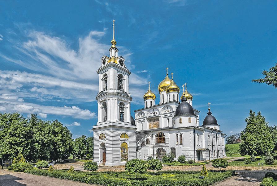 Горнолыжный курорт Яхрома в Подмосковье