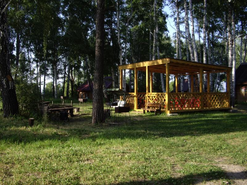 Летний отдых Новососедово - горнолыжный комплекс