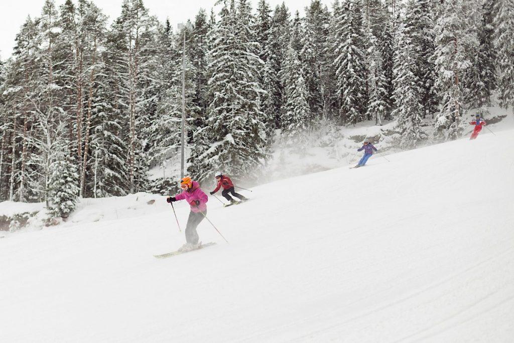 Погода и метеоусловия Ялгора - горнолыжный курорт в Карелии