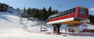 Ялгора - горнолыжный курорт в Карелии