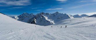 Чегет - горнолыжный курорт Приэльбрусья