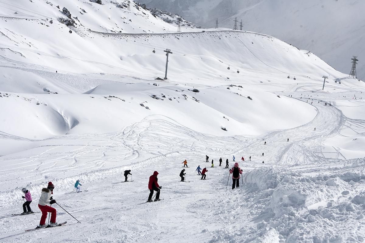 эльбрус горнолыжный курорт фото идеальное место отдыха