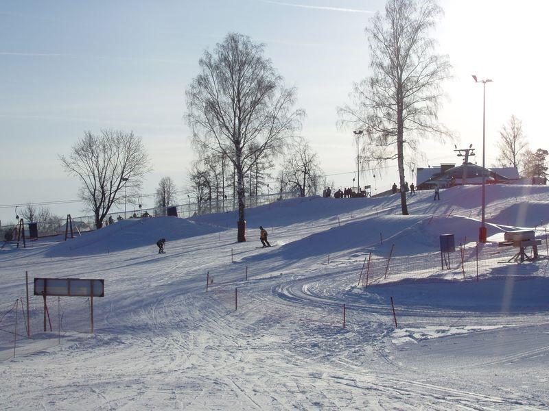 Пужалова гора - горнолыжный комплекс в г. Гороховец