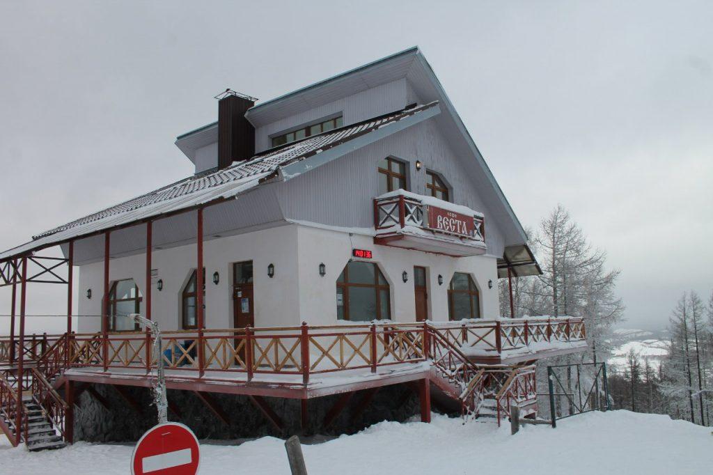 Абзаково - горнолыжный курорт