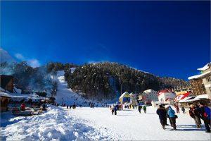 Горнолыжные курорты в Приэльбрусье: Эльбрус и Чегет