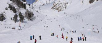 Эльбрус Азау - горнолыжный курорт в Приэльбрусье