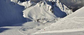 Горки Город - горнолыжный курорт в Сочи