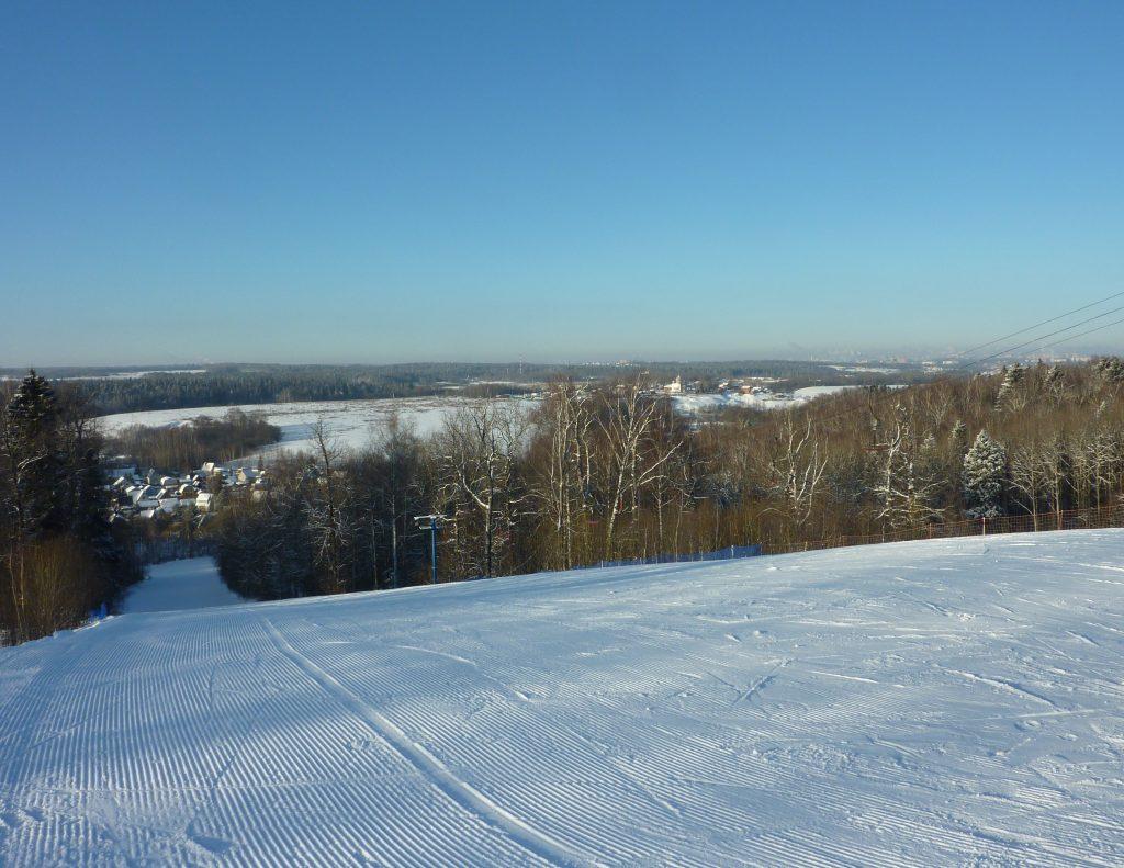 Лоза - горнолыжный курорт в Сергиевом Посаде
