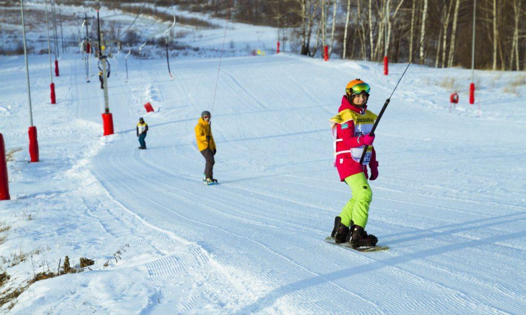 Трассы и подъемники Терра-Ски Парк - горнолыжный комплекс в Нижегородской области