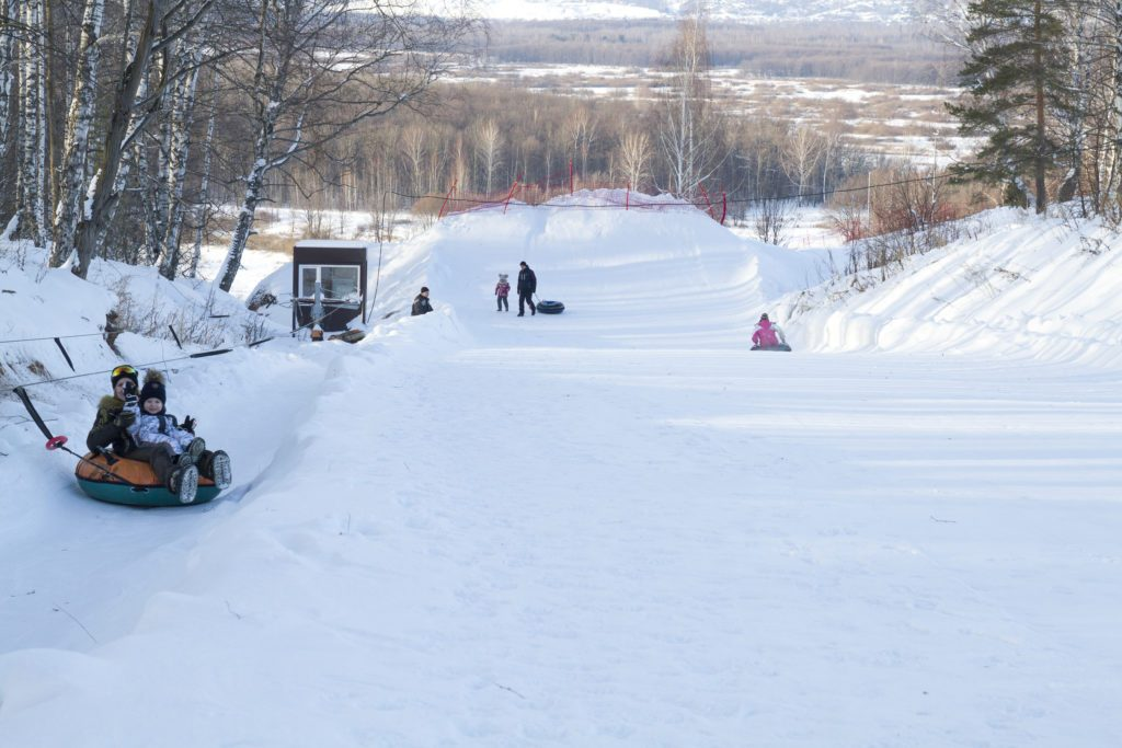 Отдых и развлечения Терра-Ски Парк - горнолыжный комплекс в Нижегородской области