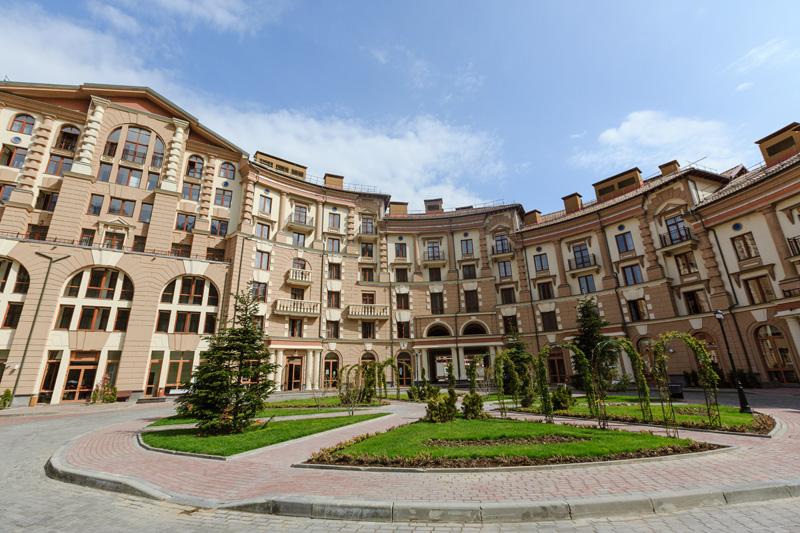 Отели и гостиницы Горки Город в Сочи