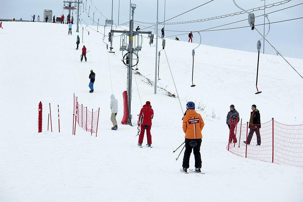 Лучшие горнолыжные курорты Нижнего Новгорода и области