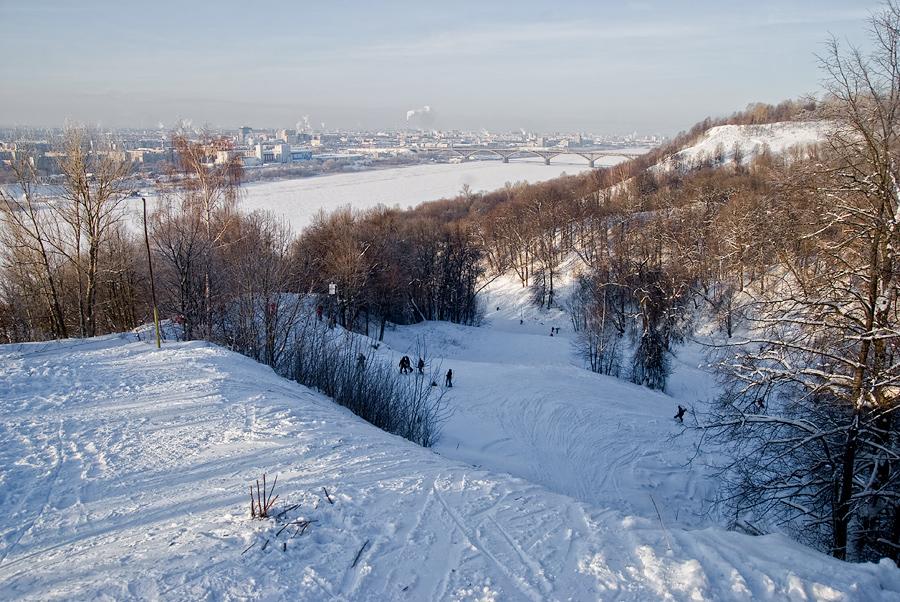 Лыжная база «На Слуде»