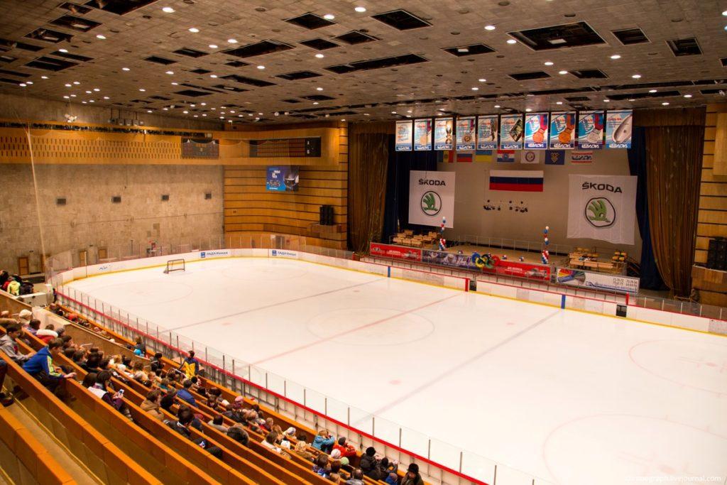 Дворец спорта «Волгарь»