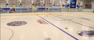 Крытые ледовые катки Самары