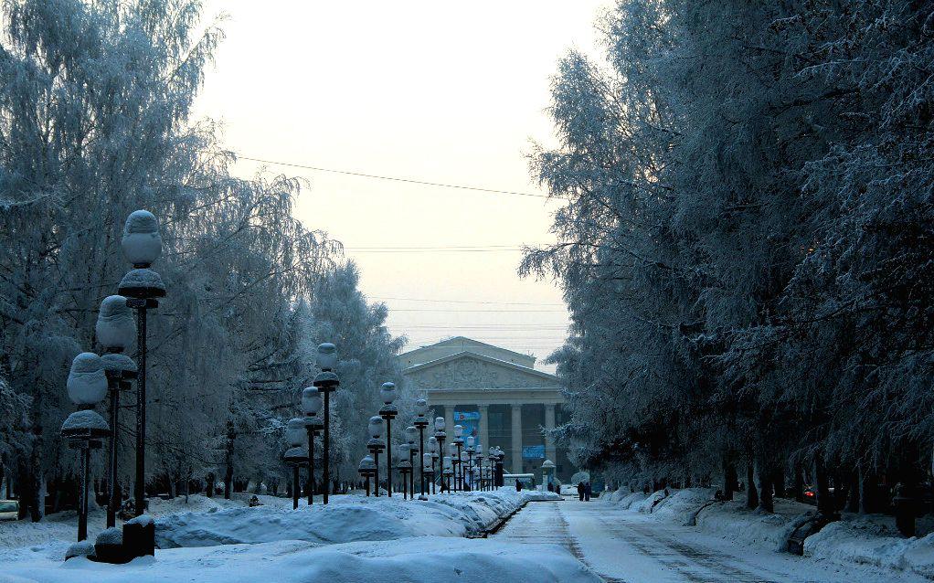 Ледовые катки Кемерово Наталия Буравова