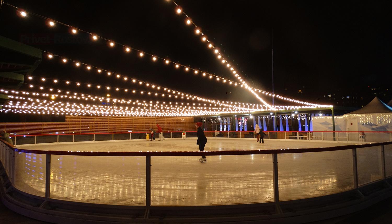 Ледовые катки Ростова на Дону