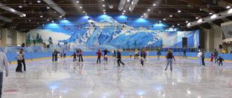 Ледовые катки Самары