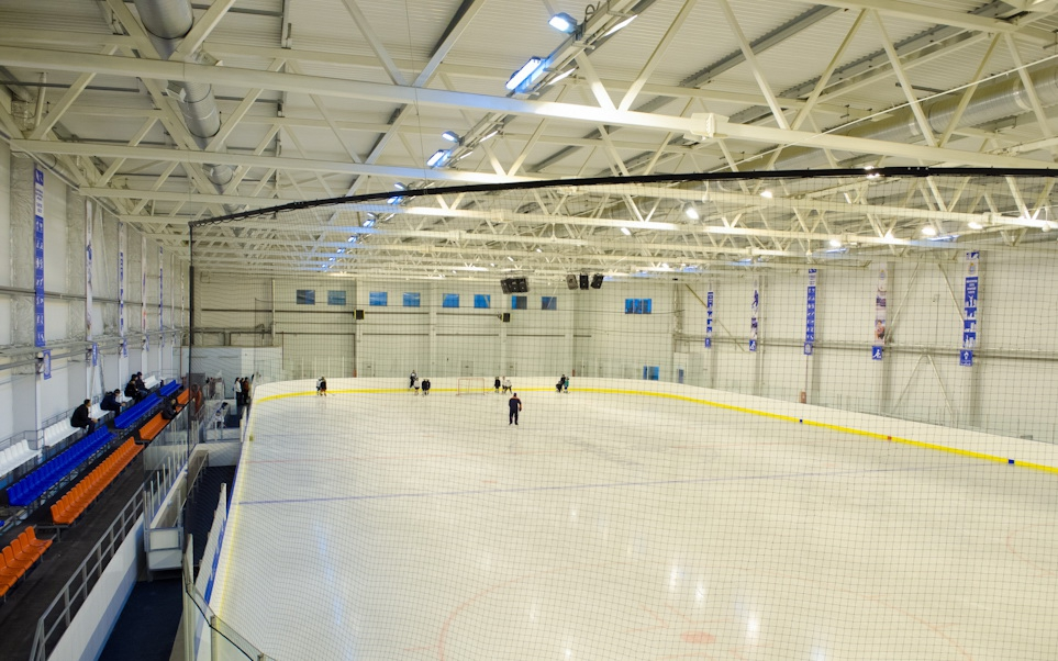 Спорт комплекс Ипподром Арена Самара